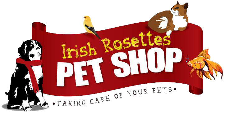 Irish Rossette Pet Store logo
